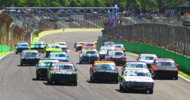 OLD STOCK RACE – INTERLAGOS ASSISTE A CAVALHADA MOTORIZADA DA CATEGORIA, 7.500 HP DE EMOÇÃO PURA, A OLD ESTA DE VOLTA!